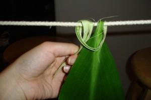 ティーリーフスカートの作り方